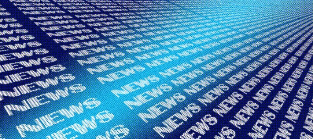 news, read, words
